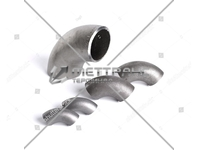 Труба нержавеющая прямоугольная в Подольске № 1
